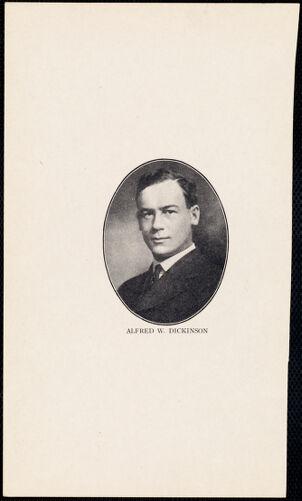 Alfred W. Dickinson