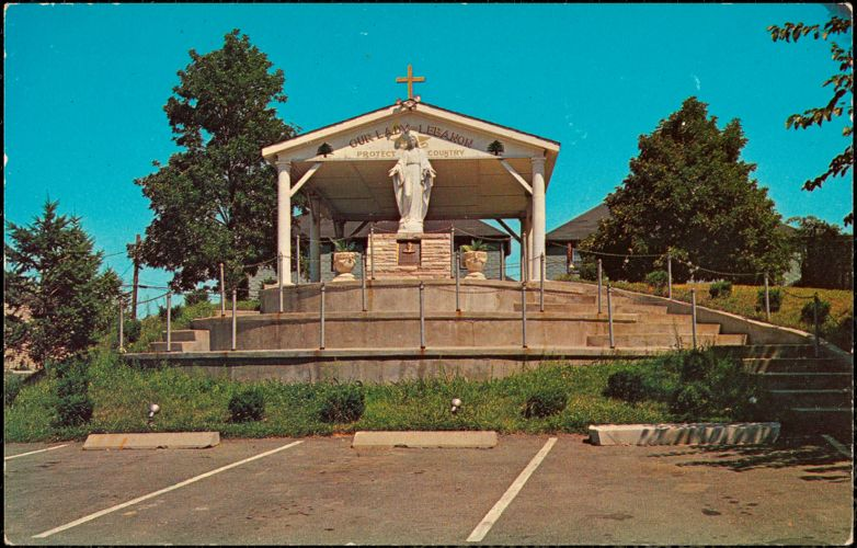 Our Lady of Lebanon, Fall River, Mass.