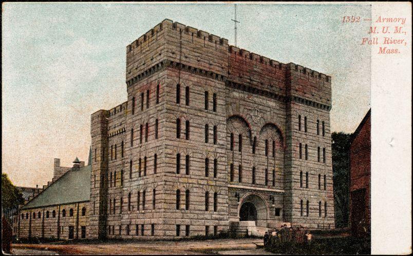 Armory M. U. M., Fall River, Mass.