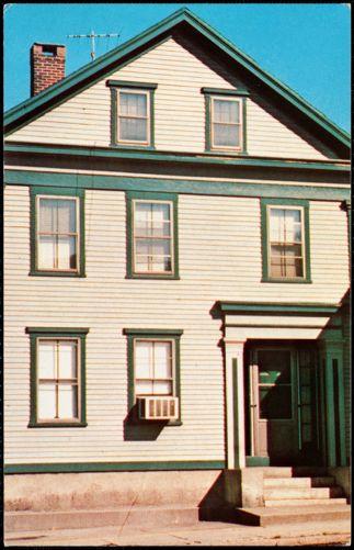 Lizzie Borden, Fall River, Mass.