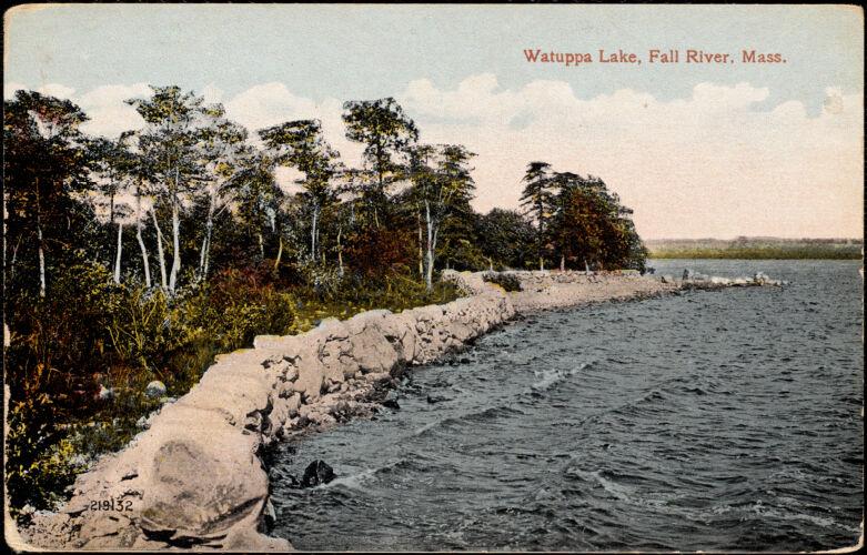 Watuppa Lake, Fall River, Mass.
