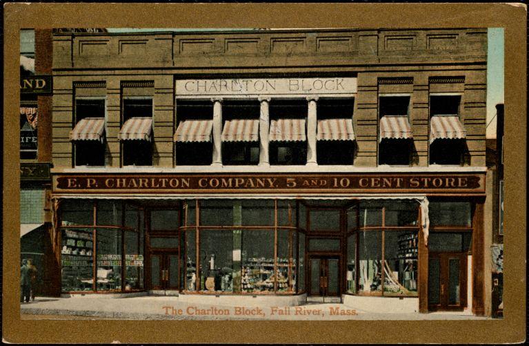 The Charlton Block, Fall River, Mass.