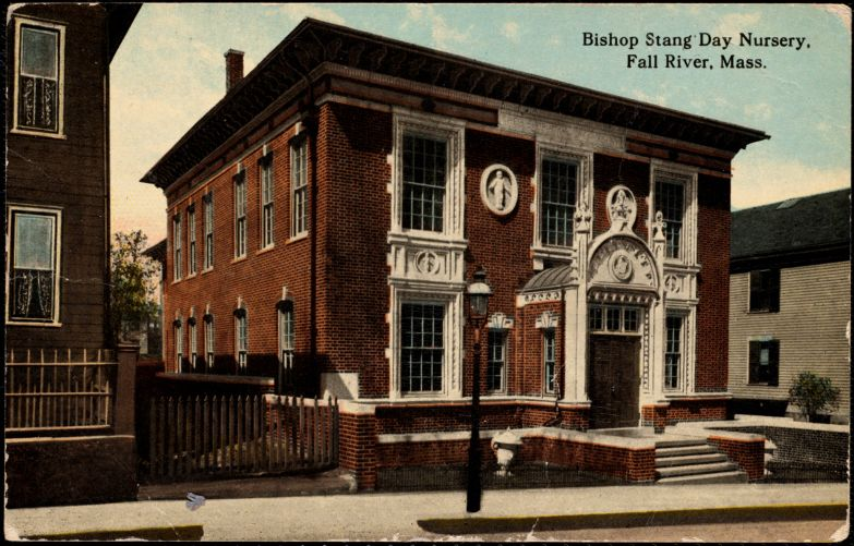 Bishop Stang Day Nursery, Fall River, Mass.