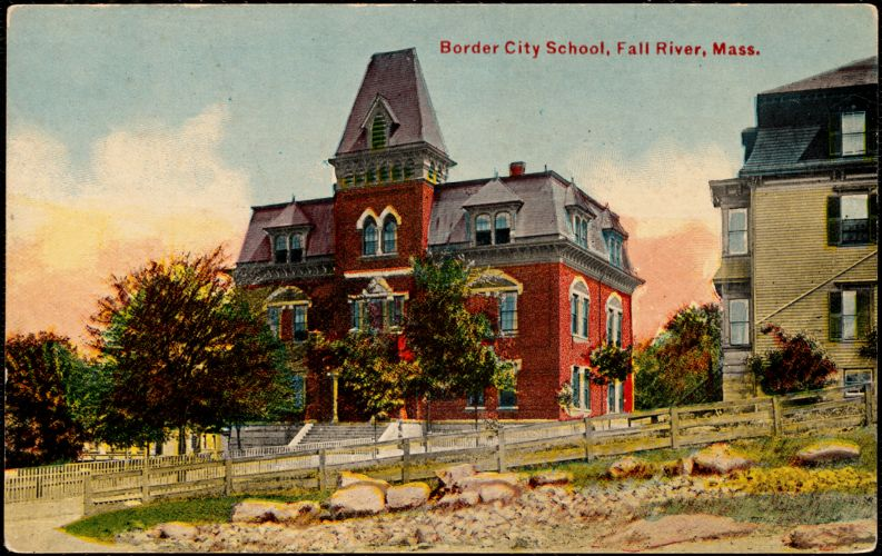 Border City School, Fall River, Mass.