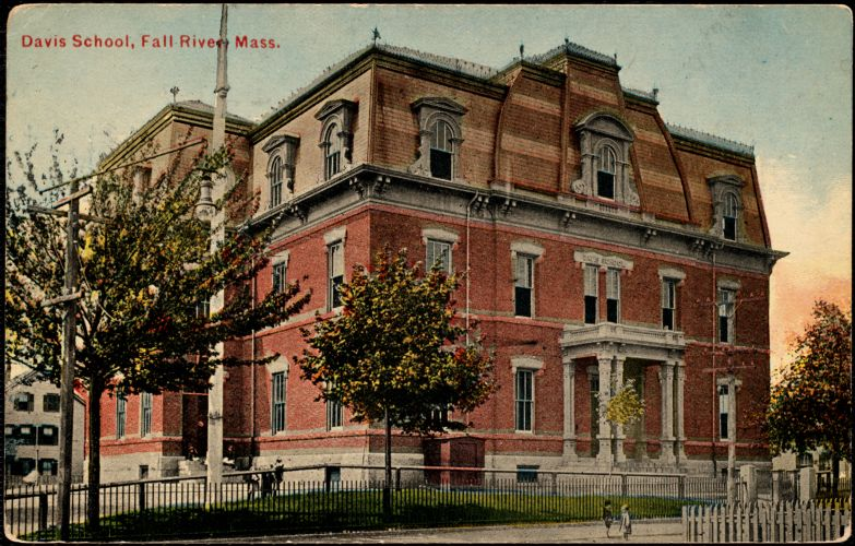 Davis School, Fall River, Mass.