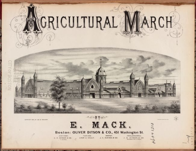 Agricultural march
