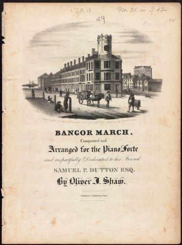 Bangor march