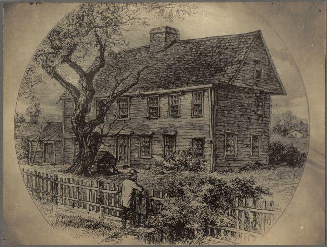 Minot House, Dorchester