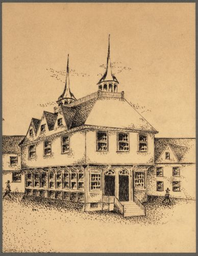 The First Town House