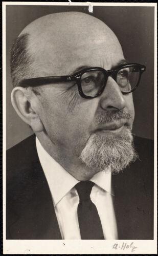 Alexander Altmann, BU 2, author