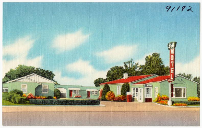 3 - A Motel