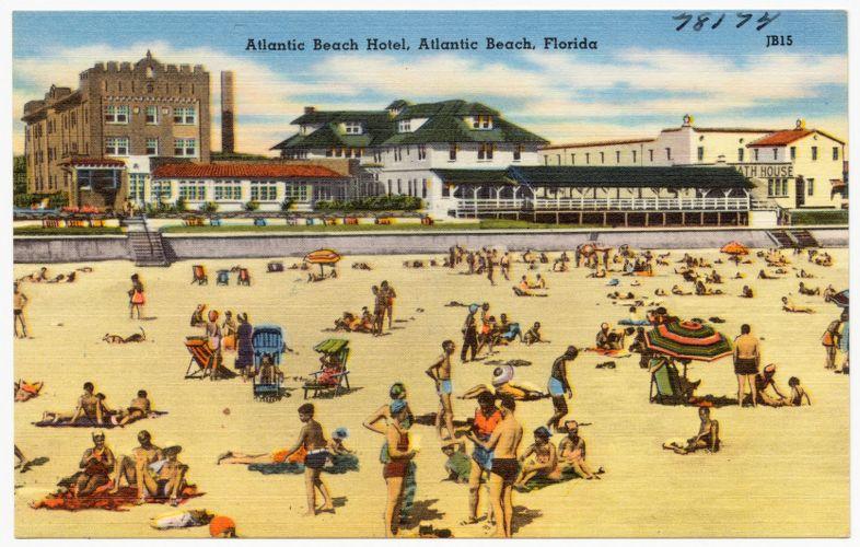 Atlantic Beach Hotel, Atlantic Beach, Florida