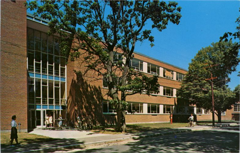 Marshall Conant Science Hall, Bridgewater State College