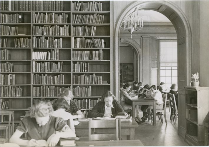 Bridgewater State Teachers College library
