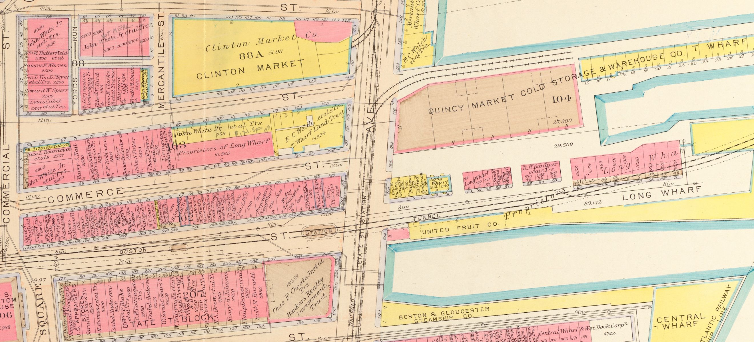 Before Displacement: An Urban History