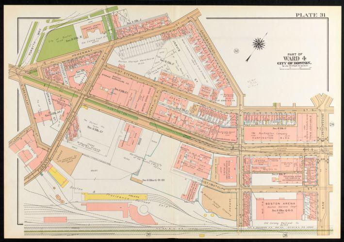 Atlas of the city of Boston, Boston proper and Back Bay