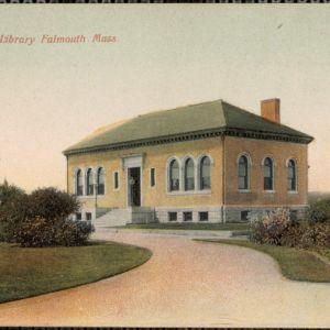 Falmouth Public Library Historical Postcard Collection