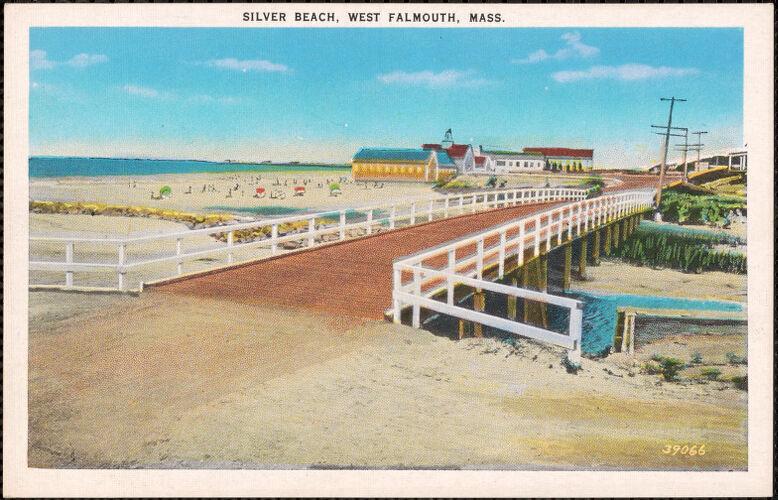 Silver Beach, West Falmouth, Mass.