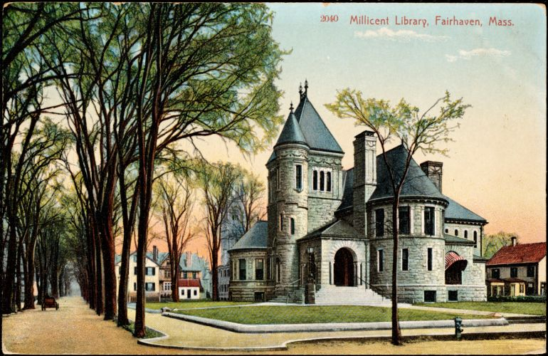 Millicent Library, Fairhaven, Mass.