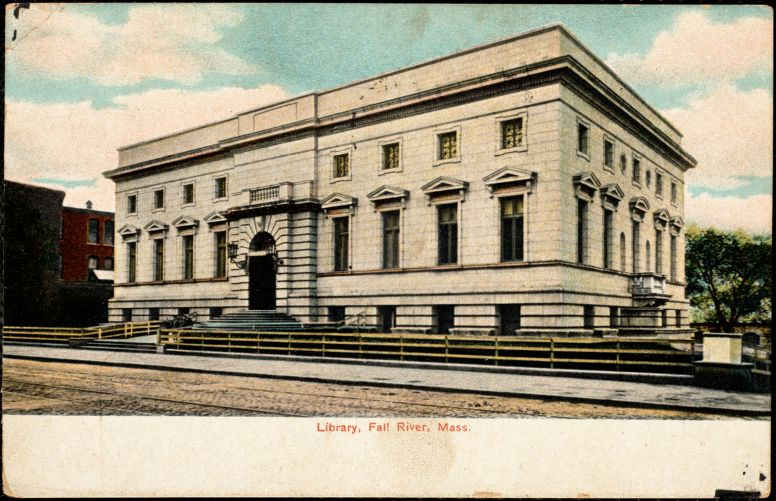 Library, Fall River, Mass.