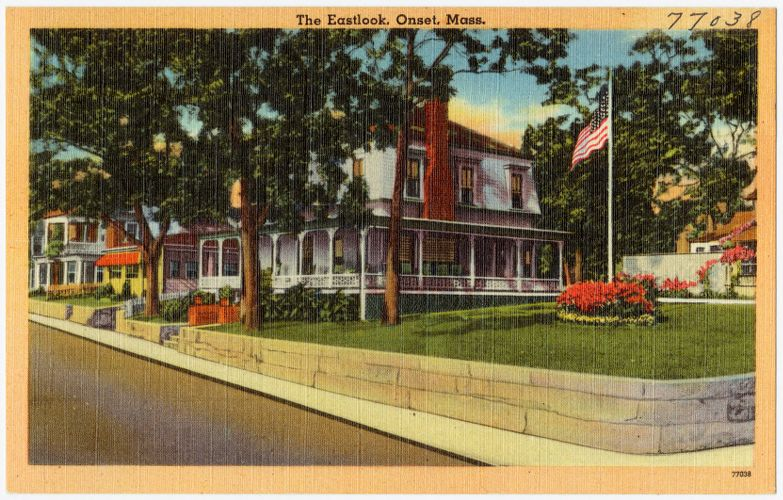 The eastlook, Onset, Mass.