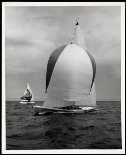 210 Class boats Marblehead, Mass