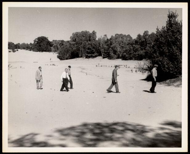 Desert of Maine - Freeport, Me 1950s