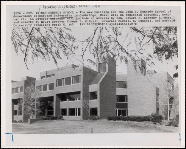 New Kennedy School