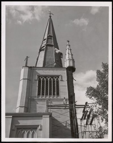 1st Parish Church Harvard Sq.
