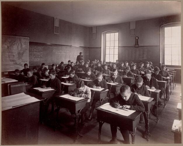 Eighth grade - Lawrence School