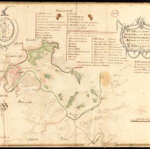 Town plans, 1794