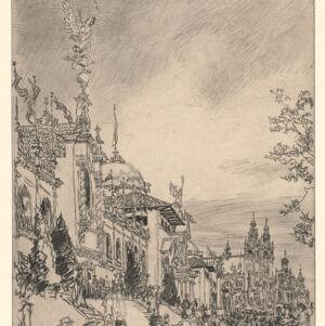 Sir Muirhead Bone (1876-1953). Prints, Drawings, and Paintings