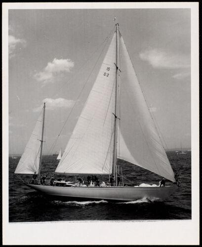 "1966 - Newport - Bermuda Race No. 15-G2 - yawl - ""Germania"" VI"