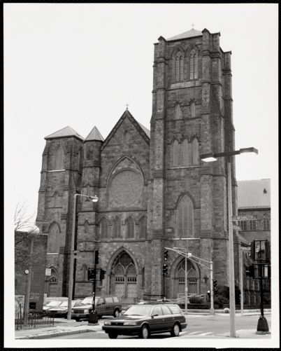 Photo of the Cathedral of the Holy Cross - South End