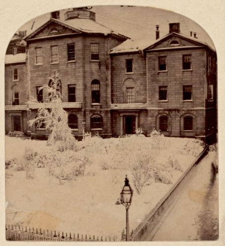 Old City Hall, 1860