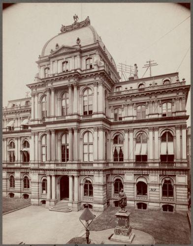 City Hall. School Street