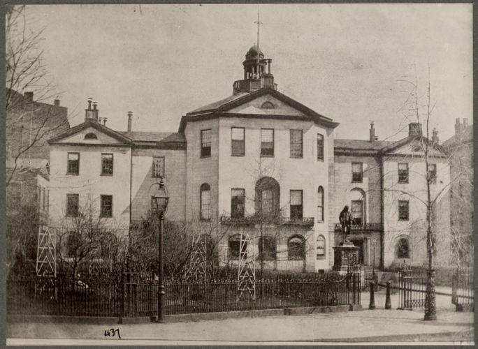 City Hall, School Street