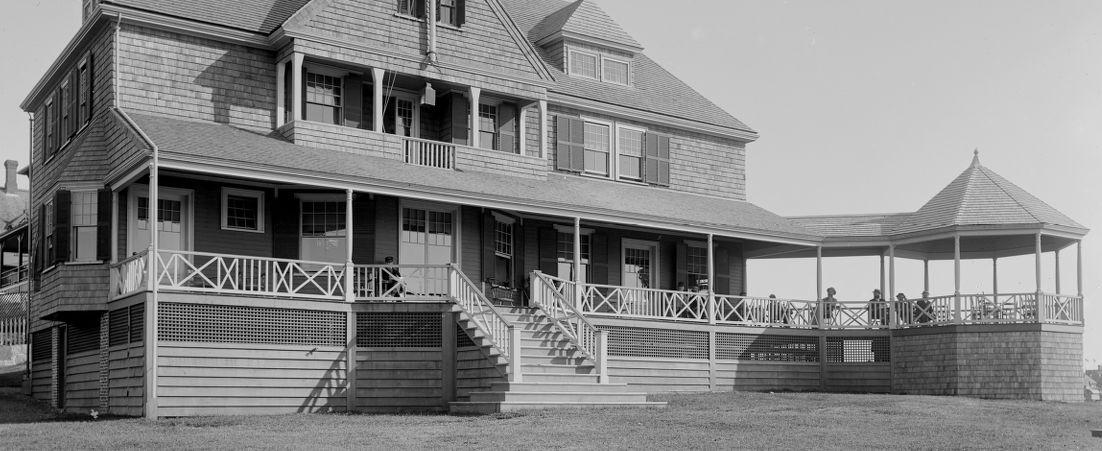 Marblehead, Marblehead Neck, Corinthian Yacht Club House, 1887