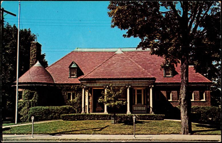 Richards Memorial Public Library, North Attleboro, Massachusetts