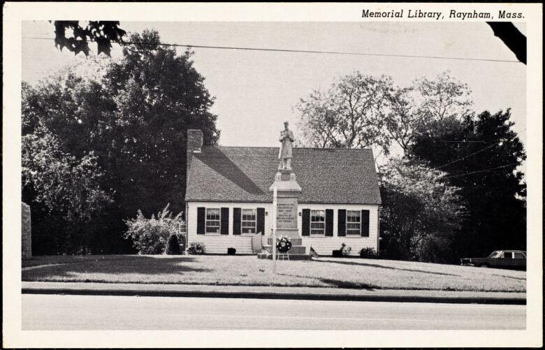 Memorial Library, Raynham, Mass.