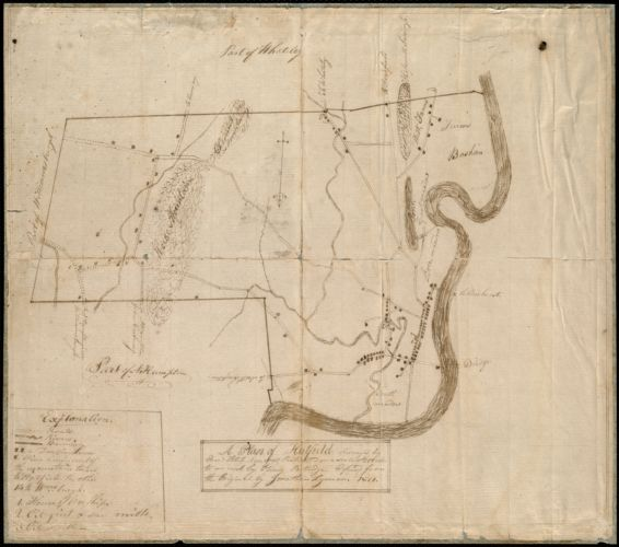 A plan of Hatfield