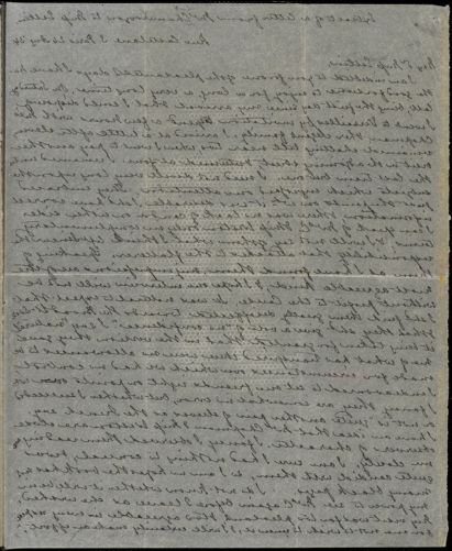 Extract of a letter from Louis Alexis Chamerovzow, Paris, [France], to Mary Anne Estlin, 1854 August 5th