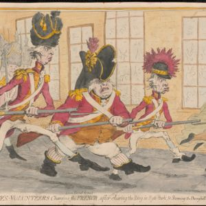 English Caricature and Political Satire, 18th and 19th Centuries