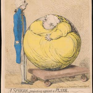 James Gillray (1756-1815). Prints and Drawings