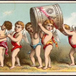 19th Century American Trade Cards