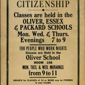 Americanization Poster