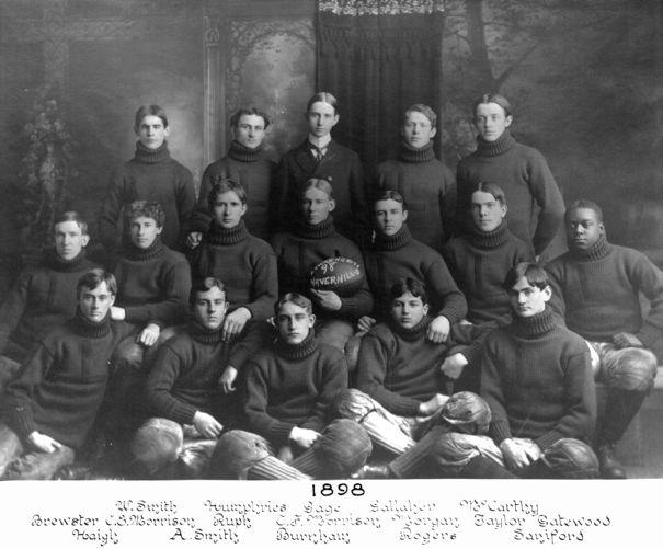 1889 Lawrence High School football team