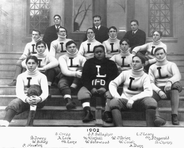 1902 Lawrence High School football team