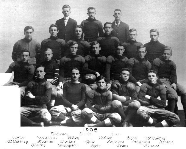 1908 Lawrence High School football team
