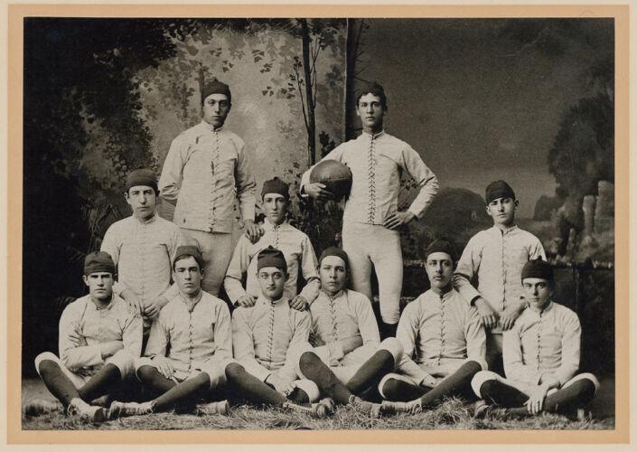 1881 Lawrence High School football team